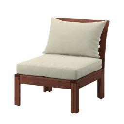 IKEA Кресло садовое ÄPPLARÖ (ИКЕА ЭПЛАРО)