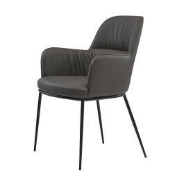 Кресло обеденное Concepto Sheldon | Серый графит