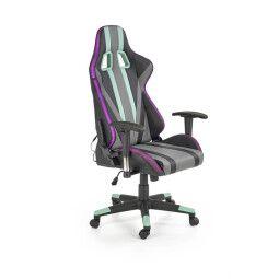 Кресло игровое Halmar Factor | Разноцветный