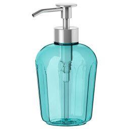 IKEA Диспенсер для жидкого мыла SVARTSJÖN (ИКЕА СВАРТШЁН)