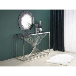 Туалетный столик Halmar KN-4   Серебристый