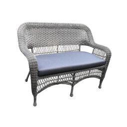 Садовый диван Pooffe Manchester | Серый
