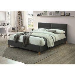Кровать Signal Sierra Velvet | Серый