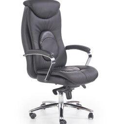 Кресло поворотное Halmar Quad | Черный