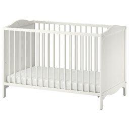 IKEA Кроватка детская SMÅGÖRA (ИКЕА СМОГЁРА)