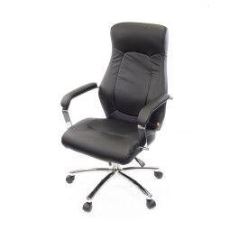 Кресло поворотное Аклас Фьюри | Черный