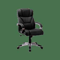 Кресло поворотное Signal Q-044 | Черный