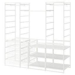 IKEA Стеллаж с корзинами и полками JONAXEL (ИКЕА ЙОНАКСЕЛЬ)