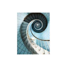 Картина на стекле Signal Лестница II