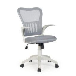 Кресло поворотное Halmar Griffin | Серый