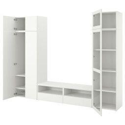 IKEA Модульная гостиная PLATSA (ИКЕА ПЛАТСА)