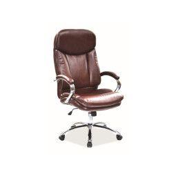 Кресло поворотное Signal Q-382 | Коричневый