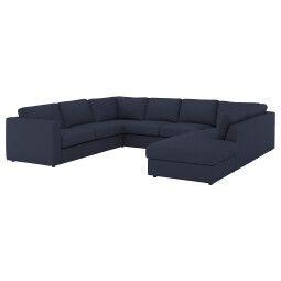 IKEA Диван нераскладной VIMLE (ИКЕА ВИМЛЕ)