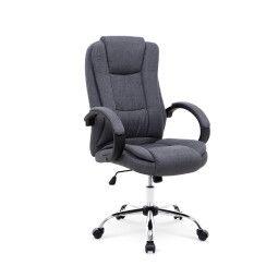 Кресло поворотное Halmar Relax 2 | Темно-серый