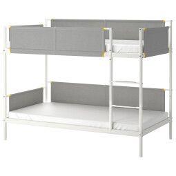 IKEA Каркас двухъярусной кровати VITVAL (ИКЕА ВИТВАЛ)