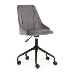Кресло поворотное Halmar Break | Серый