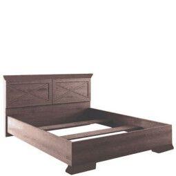 Кровать Gerbor Марсель 160 | 160x200 / Дуб сонома трюфель