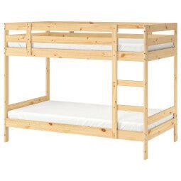 IKEA Каркас двухъярусной кровати MYDAL (ИКЕА МИДАЛ)