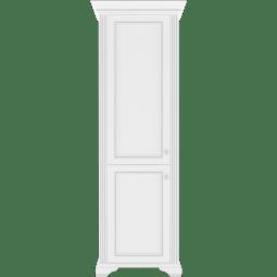 Пенал Gerbor Вайт 2D | Ясень снежный / Сосна серебрянная
