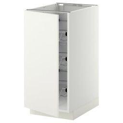 IKEA Напольный шкаф METOD (ИКЕА МЕТОД)