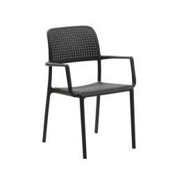 Кресло садовое Pooffe Bora | Антрацит