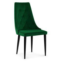 Стул Atreve Caren II Металл | Зеленый / Черный