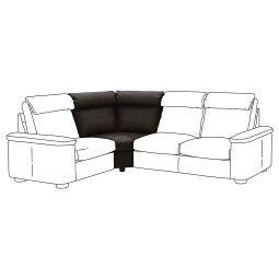 IKEA Модульная секция дивана LIDHULT (ИКЕА ЛИДГУЛЬТ)