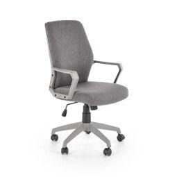 Кресло поворотное Halmar Spin | Серый