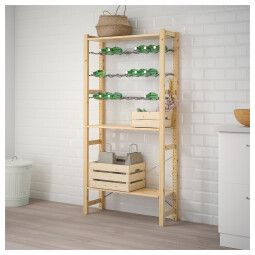 IKEA Стеллаж IVAR (ИКЕА ИВАР)