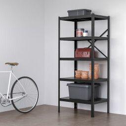 IKEA Стеллаж BROR (ИКЕА БРОР)