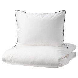 IKEA Комплект постельного белья KUNGSBLOMMA (ИКЕА КУНГСБЛОММА)