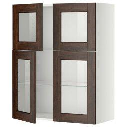 IKEA Верхний шкаф METOD (ИКЕА МЕТОД)