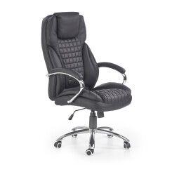 Кресло поворотное Halmar King | Черный