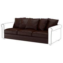 IKEA Модульная секция дивана GRÖNLID (ИКЕА ГРОНЛЬ)