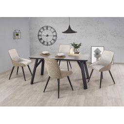 Стол обеденный Halmar Halifax | Бетон