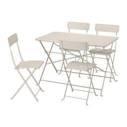 IKEA Комплект мебели садовой SALTHOLMEN (ИКЕА САЛЬТХОЛЬМЕН)