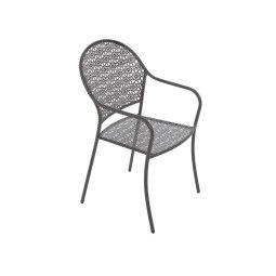 Кресло садовое Pooffe Maja | Серый