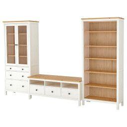 IKEA Модульная гостиная HEMNES (ИКЕА ХЕМНЭС)
