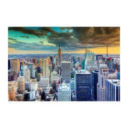 Картина на стекле Signal Нью Йорк