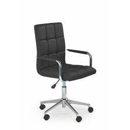 Кресло поворотное Halmar Gonzo 2 | Черный