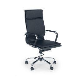 Кресло поворотное Halmar Mantus   Черный