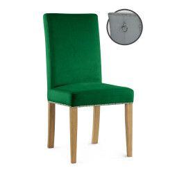Стул Atreve Willford III | Зеленый / Дуб