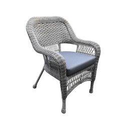 Кресло садовое Pooffe Manchester | Серый