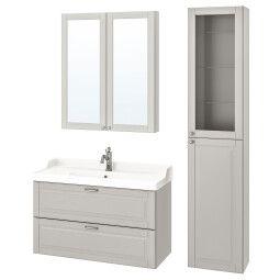 IKEA Комплект мебели для ванной GODMORGON / RÄTTVIKEN (ИКЕА ГОДМОРГОН / РЭТТВИКЕН)