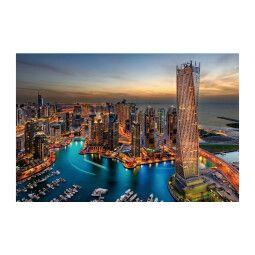 Картина на стекле Signal Дубаи
