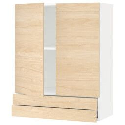 IKEA Навесной шкаф METOD / MAXIMERA (ИКЕА МЕТОД / МАКСИМЕРА)
