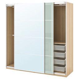 IKEA Шкаф с зеркалом PAX (ИКЕА ПАКС)