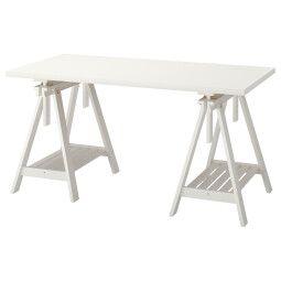 IKEA Стол LINNMON / FINNVARD (ИКЕА ЛИННМОН / ФИНВАРД)