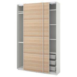 IKEA Шкаф PAX / MEHAMN (ИКЕА ПАКС / МЕХАМН)