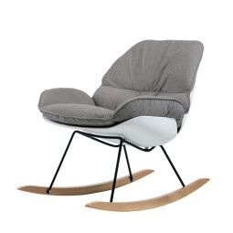 Кресло-качалка Concepto Serenity | Серый